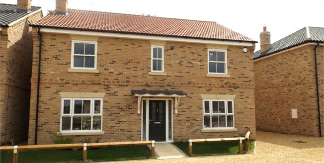 Guide Price £340,000, 4 Bedroom Detached House For Sale in Watton, IP25