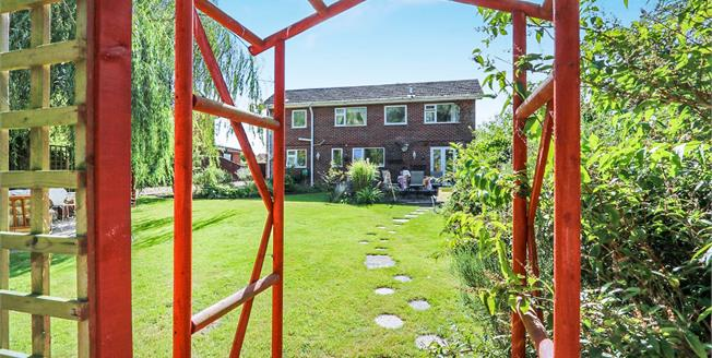 Offers in excess of £400,000, 4 Bedroom Detached House For Sale in Watton, IP25