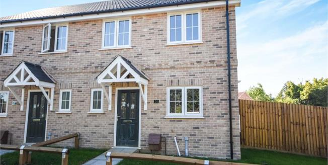 £200,000, 3 Bedroom Semi Detached House For Sale in Swaffham Road, IP25