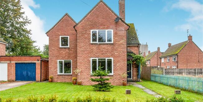 Asking Price £270,000, 3 Bedroom Detached House For Sale in Watton, IP25