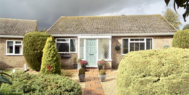 Guide Price £250,000, 3 Bedroom Detached Bungalow For Sale in Ashill, IP25