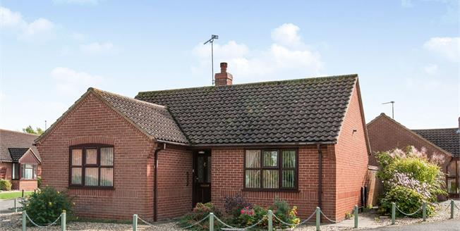 Asking Price £230,000, 2 Bedroom Detached Bungalow For Sale in Saham Toney, IP25