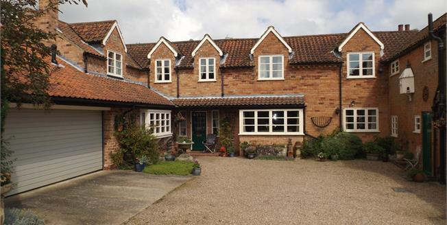 Offers in excess of £650,000, 5 Bedroom Detached Cottage For Sale in East Bridgford, NG13