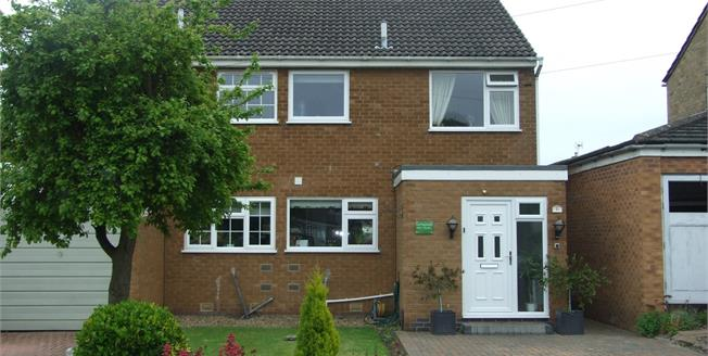 Asking Price £215,000, 3 Bedroom Semi Detached House For Sale in Bingham, NG13