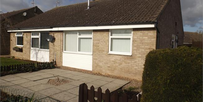 Asking Price £135,000, 2 Bedroom Bungalow For Sale in Whatton, NG13