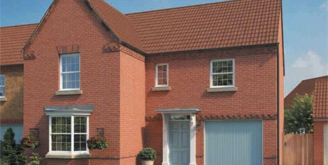 £329,995, 4 Bedroom Detached House For Sale in Cotgrave, NG12