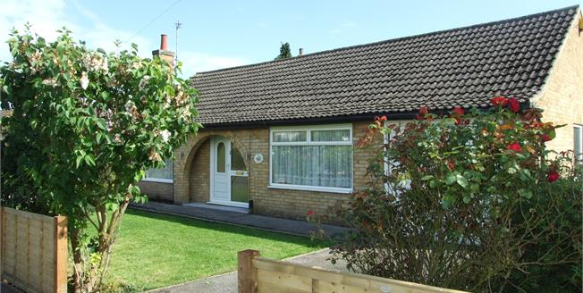Asking Price £235,000, 2 Bedroom Detached Bungalow For Sale in Bingham, NG13