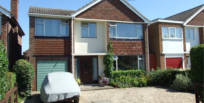 Asking Price £299,000, 5 Bedroom Detached House For Sale in Bingham, NG13