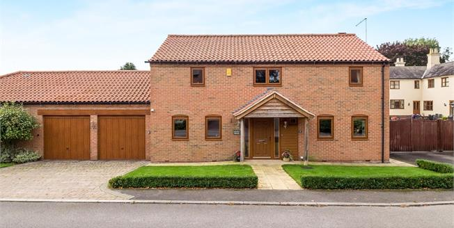 Offers in excess of £500,000, 4 Bedroom House For Sale in Whatton, NG13