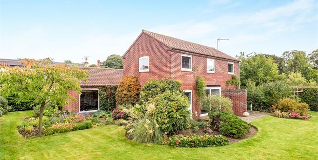 Asking Price £485,000, 4 Bedroom Detached Cottage For Sale in Hawksworth, NG13