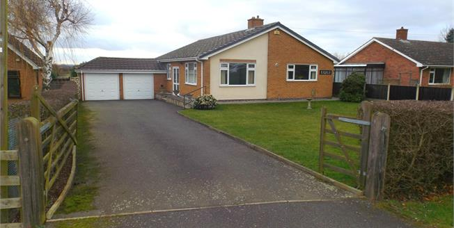 Asking Price £435,000, 3 Bedroom Detached Bungalow For Sale in Aslockton, NG13