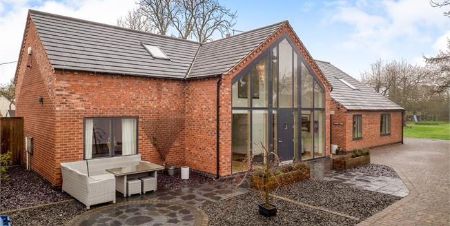 Asking Price £789,950, 5 Bedroom Detached House For Sale in Aslockton, NG13