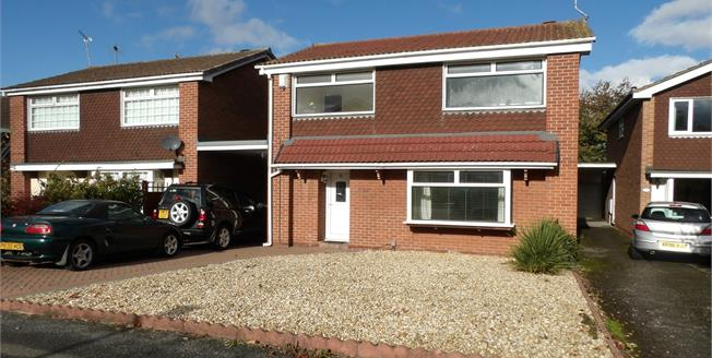 Asking Price £310,000, 4 Bedroom Detached House For Sale in Bingham, NG13