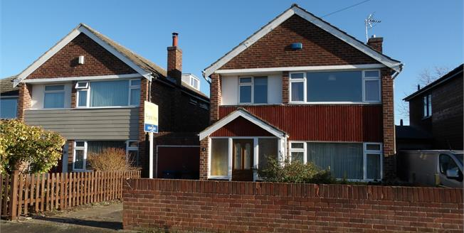 Asking Price £335,000, 4 Bedroom Detached House For Sale in Bingham, NG13