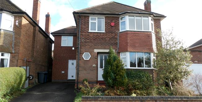 Offers Over £350,000, 4 Bedroom Detached House For Sale in Radcliffe-on-Trent, NG12
