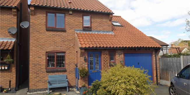 Asking Price £275,000, 3 Bedroom Detached House For Sale in East Bridgford, NG13