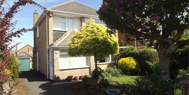 Offers Over £250,000, 3 Bedroom Detached House For Sale in Bingham, NG13