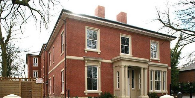 Offers in the region of £118,950, 2 Bedroom Flat For Sale in Derby, DE22