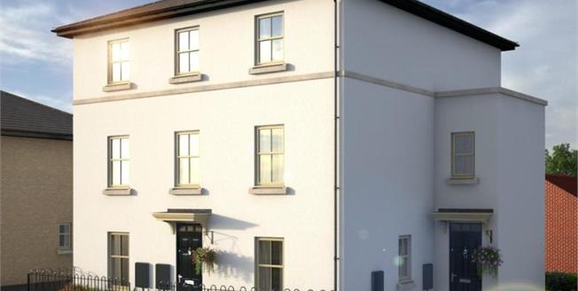 Asking Price £204,995, 4 Bedroom Town House For Sale in Derby, DE22