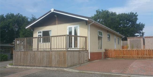 Guide Price £149,000, 2 Bedroom Bungalow For Sale in Weston-on-Trent, DE72