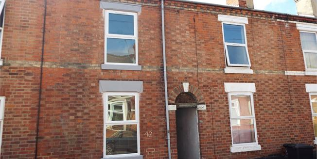 £90,000, 2 Bedroom Terraced House For Sale in Derby, DE23