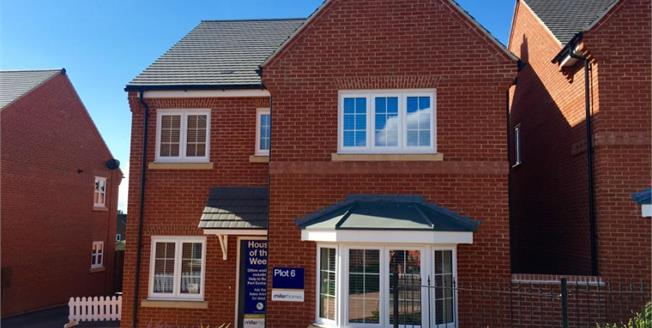 Asking Price £330,000, 4 Bedroom Detached House For Sale in Repton, DE65