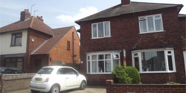 Offers Over £150,000, 3 Bedroom Semi Detached House For Sale in Littleover, DE23
