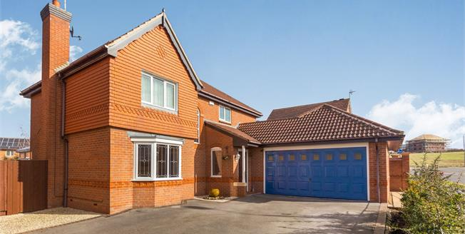 Asking Price £359,950, 4 Bedroom Detached House For Sale in Chellaston, DE73