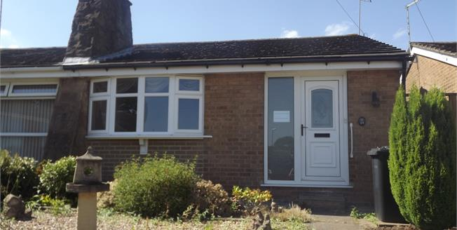 Offers Over £120,000, 2 Bedroom Semi Detached Bungalow For Sale in Sunnyhill, DE23