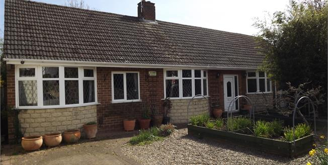 Guide Price £300,000, 4 Bedroom Detached Bungalow For Sale in Mickleover, DE3