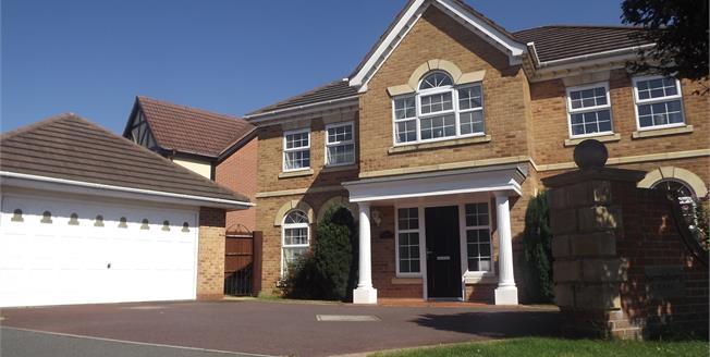 Asking Price £430,000, 5 Bedroom Detached House For Sale in Littleover, DE23