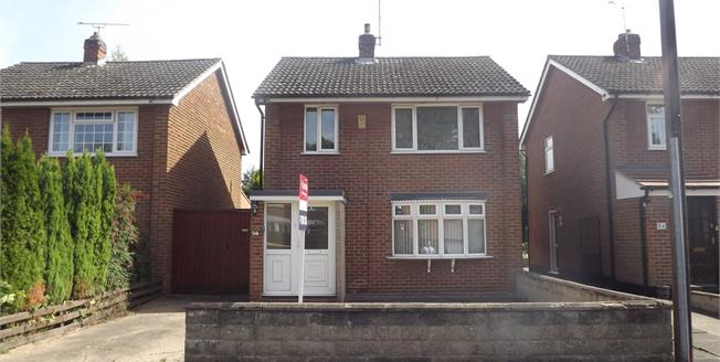 Offers in the region of £200,000, 3 Bedroom Detached House For Sale in Chellaston, DE73