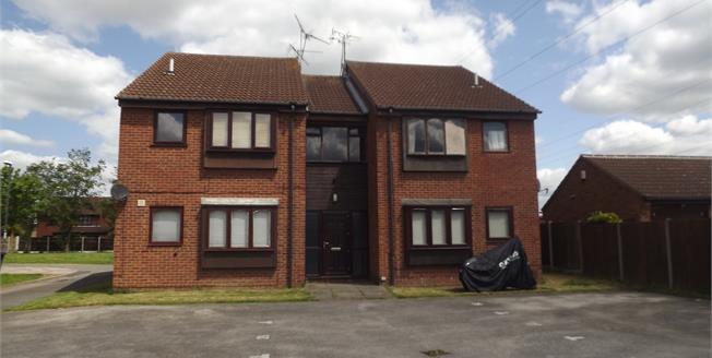 Asking Price £45,000, 1 Bedroom Ground Floor Flat For Sale in Alvaston, DE24