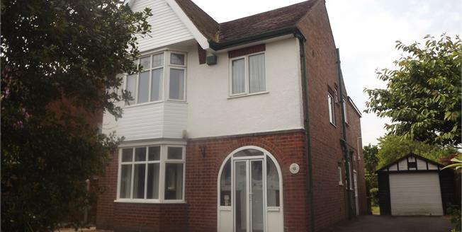 Price on Application, 4 Bedroom Detached House For Sale in Borrowash, DE72