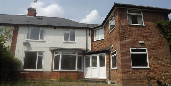 Offers Over £250,000, 5 Bedroom Semi Detached House For Sale in Littleover, DE23