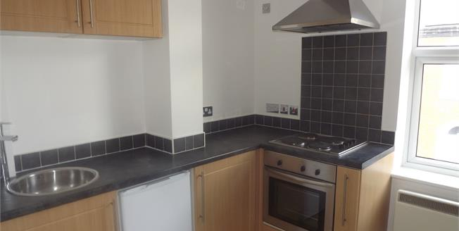 Offers Over £45,000, 1 Bedroom Flat For Sale in Derbyshire, DE1
