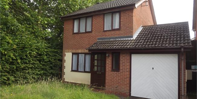 Asking Price £149,950, 3 Bedroom Detached House For Sale in Derby, DE21