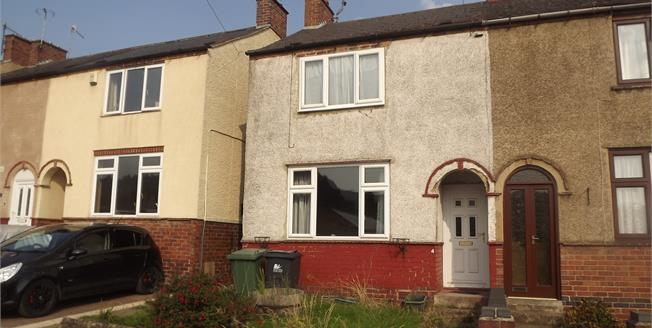 Offers Over £110,000, 3 Bedroom Semi Detached House For Sale in Ambergate, DE56