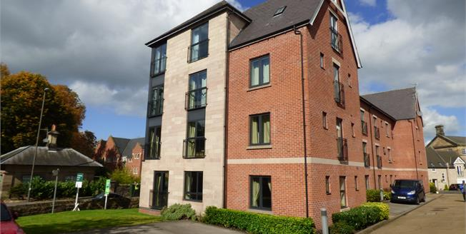 Offers in the region of £140,000, 2 Bedroom Flat For Sale in Belper, DE56