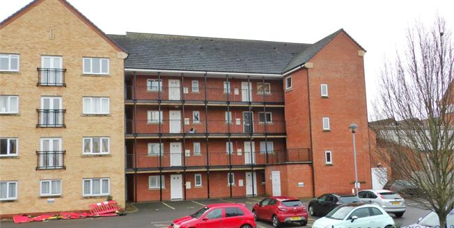 Asking Price £50,000, 2 Bedroom Flat For Sale in Derby, DE1