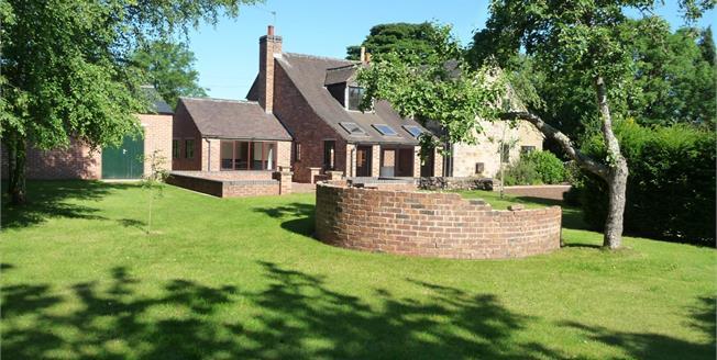 Guide Price £650,000, 4 Bedroom Detached Cottage For Sale in Morley, DE7