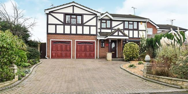 Offers in the region of £500,000, 5 Bedroom Detached House For Sale in Mickleover, DE3