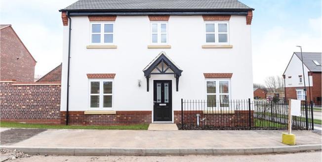 £320,000, 4 Bedroom Detached House For Sale in Littleover, DE23