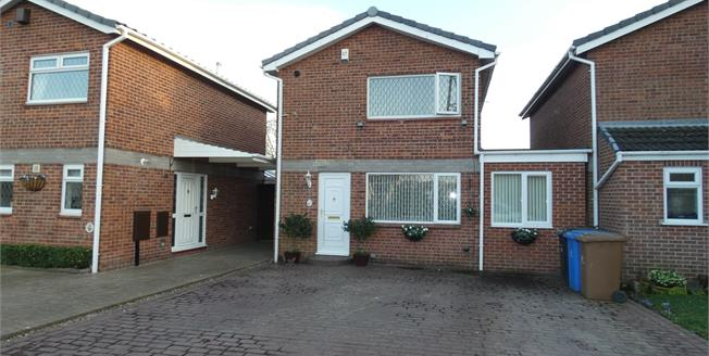 Offers in the region of £220,000, 4 Bedroom Detached House For Sale in Shelton Lock, DE24