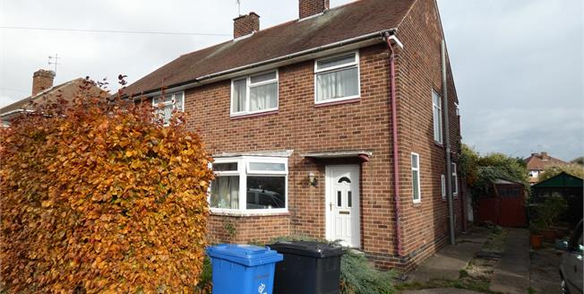 Offers Over £130,000, 3 Bedroom Semi Detached House For Sale in Derby, DE23