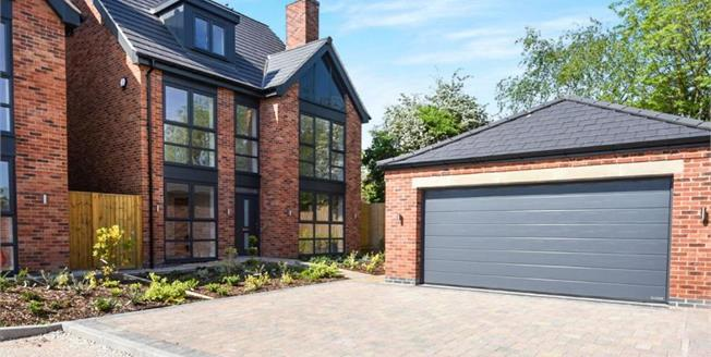 £595,000, 6 Bedroom Detached House For Sale in Littleover, DE23