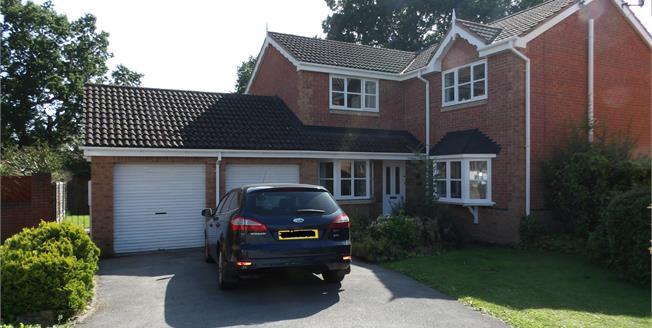 Asking Price £325,000, 4 Bedroom Detached House For Sale in Oakwood, DE21