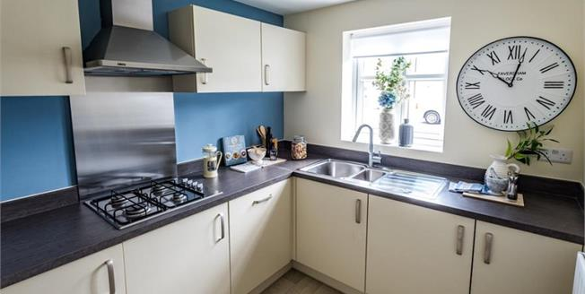 £200,000, 3 Bedroom Semi Detached House For Sale in Littleover, DE23