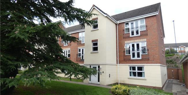 Asking Price £80,000, 2 Bedroom Flat For Sale in Spondon, DE21