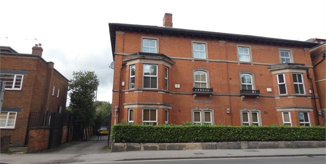 Asking Price £195,000, 2 Bedroom Flat For Sale in Derby, DE1
